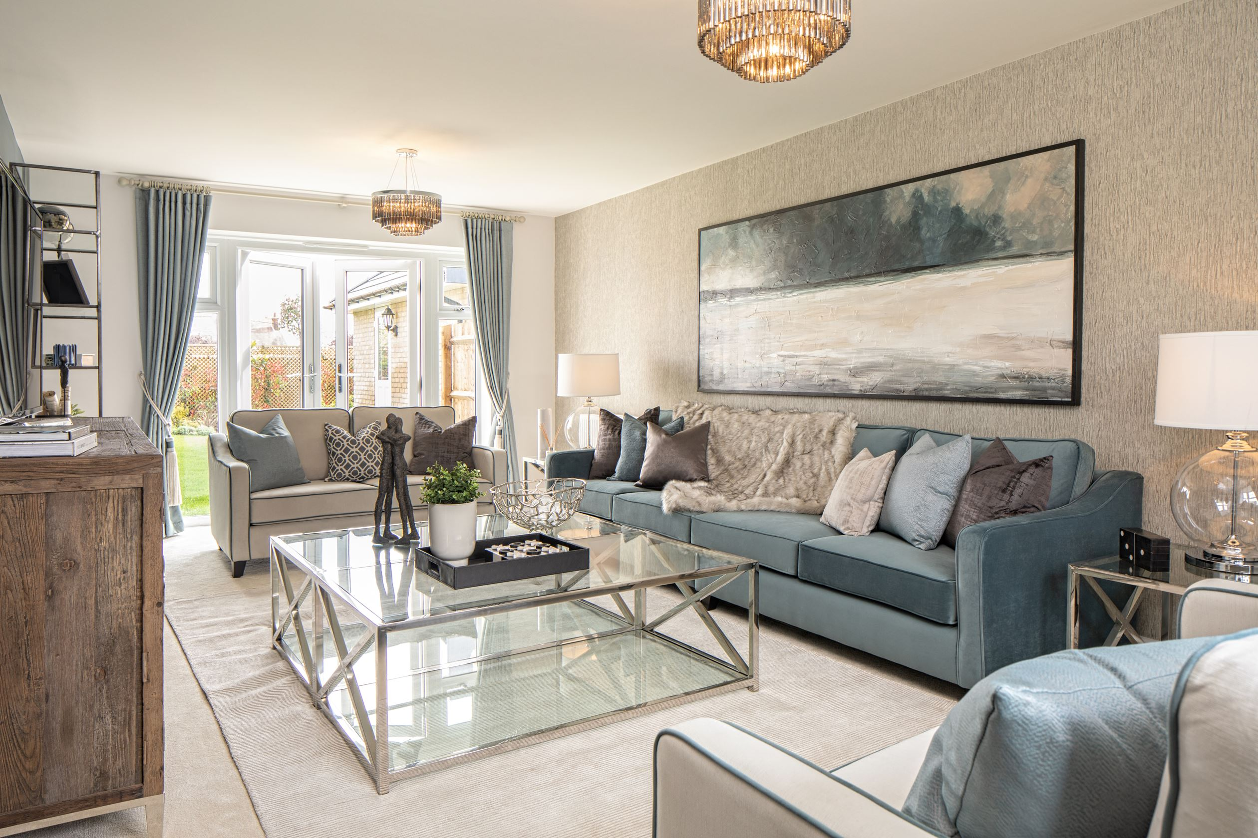 Corinthian Place Henley Living room