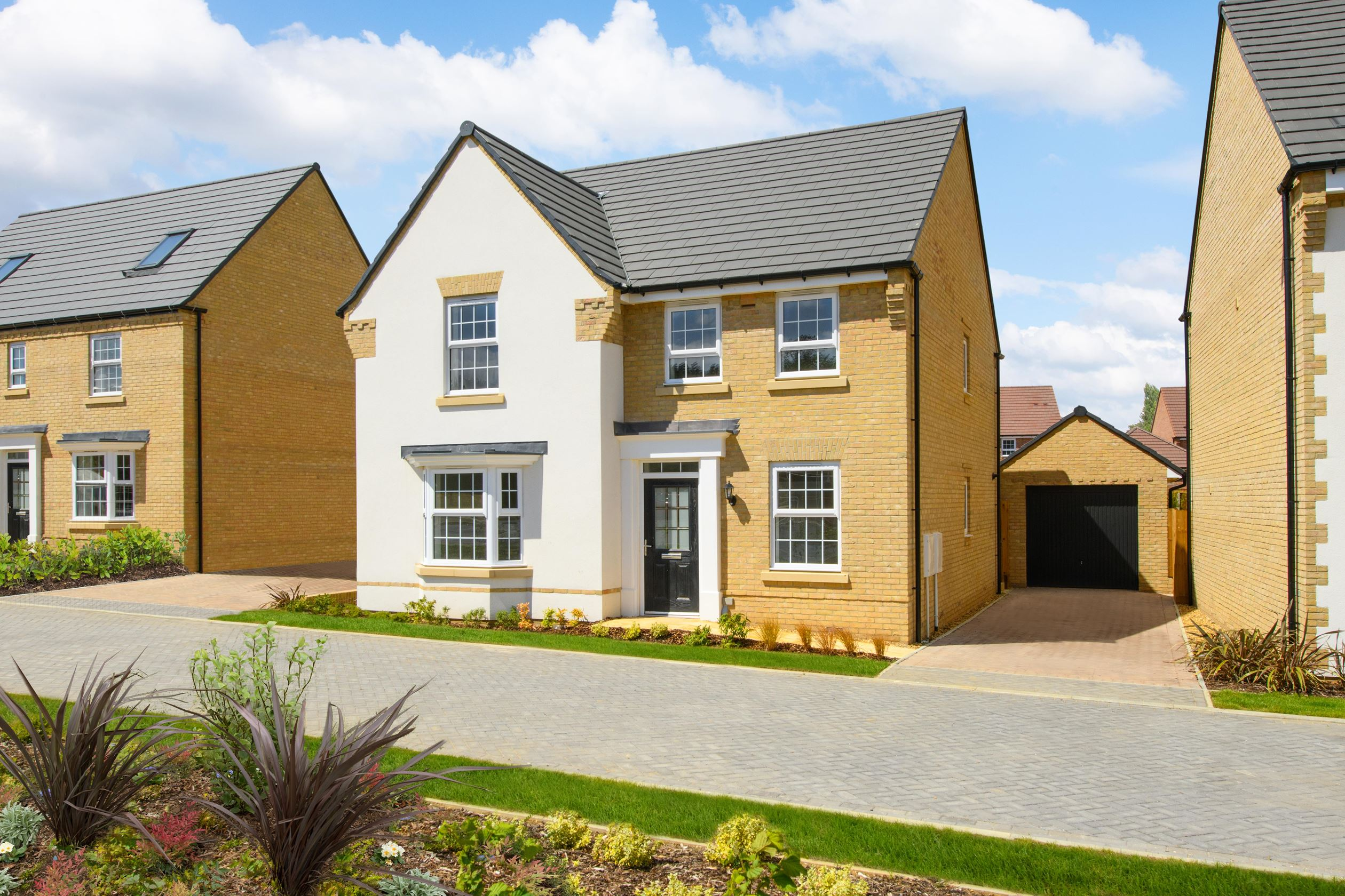 Masrham Park Bury St Edmunds Holden 4 bedroom detached