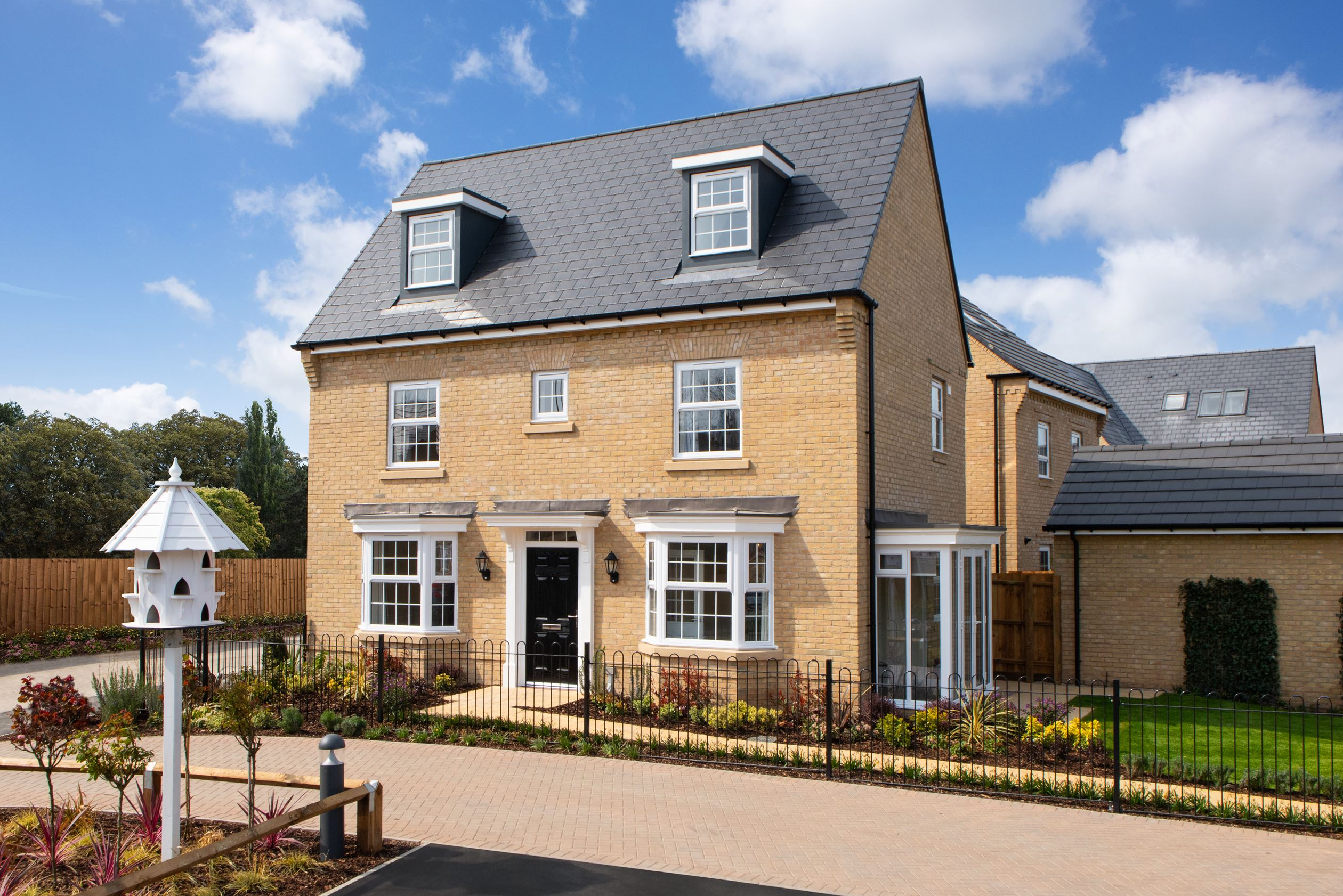 Marham Park The Hertford View Home