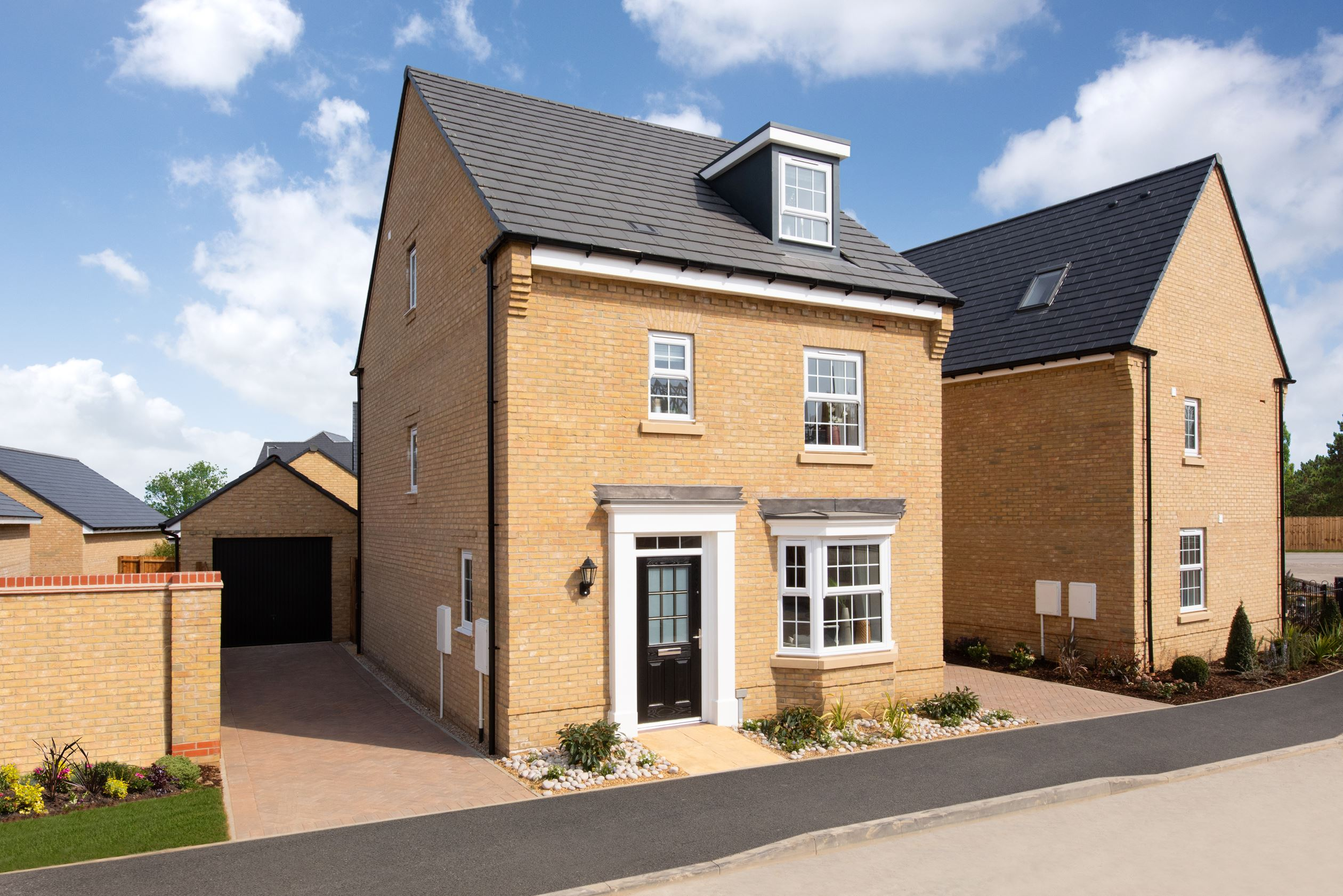 Marham Park The Bayswater Show Home