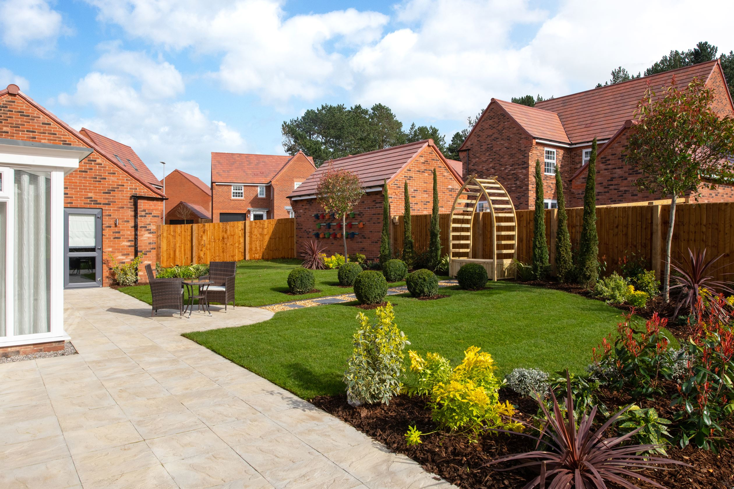 Highfields New Homes In Littleover Derby Dwh