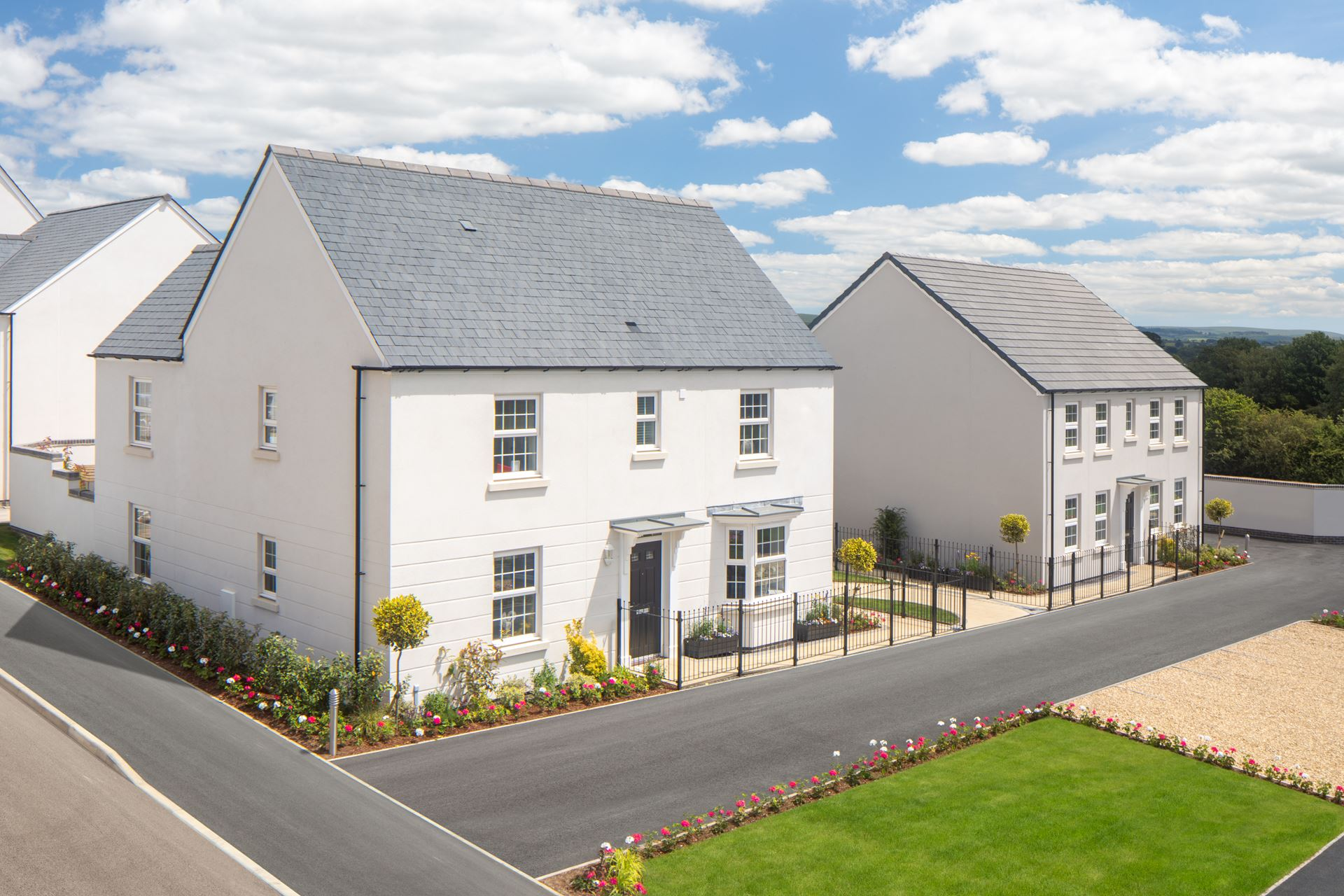 New Homes for sale in Devon | Houses in Devon | DWH