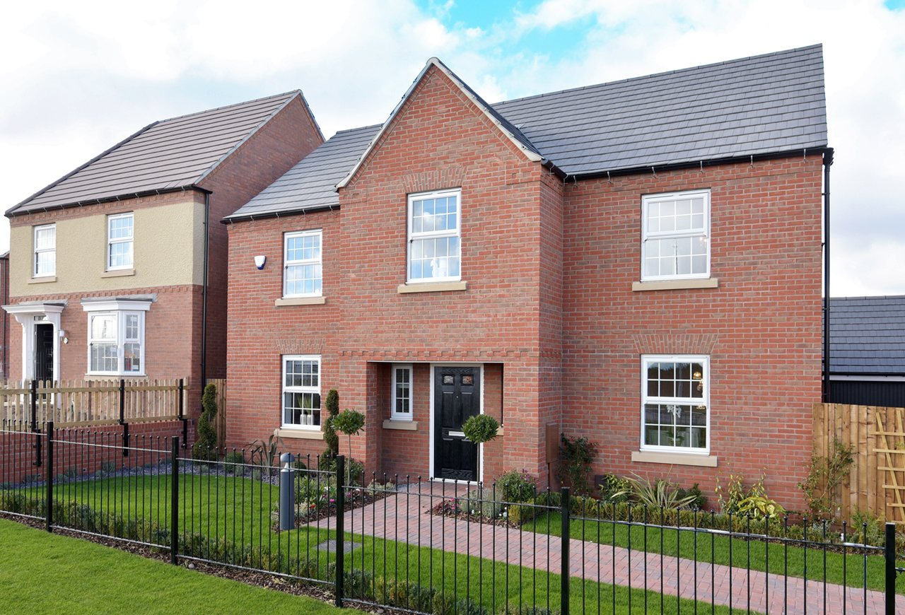 Berry Hill Winstone Show Home