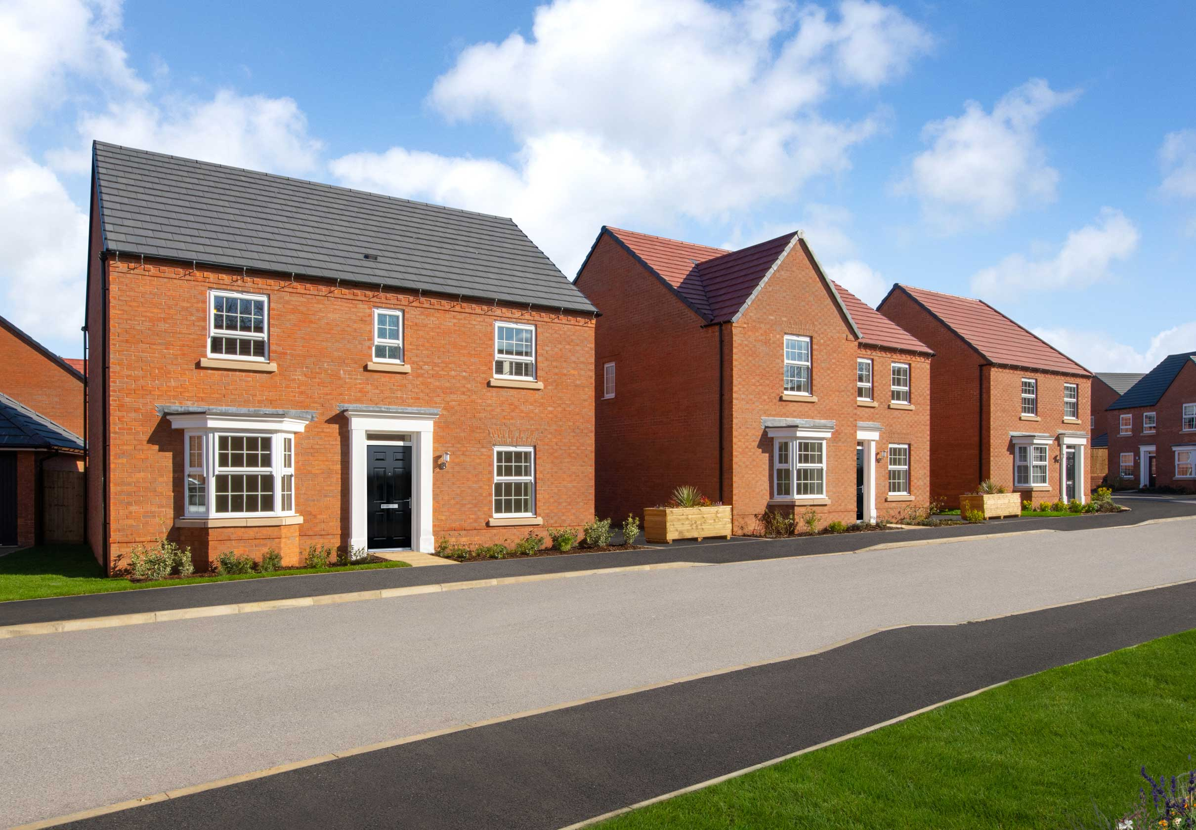 David Wilson Homes at Kibworth