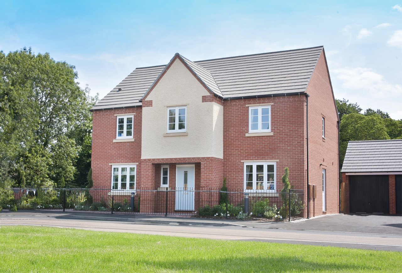 The Winstone Show Home at Doveridge Park