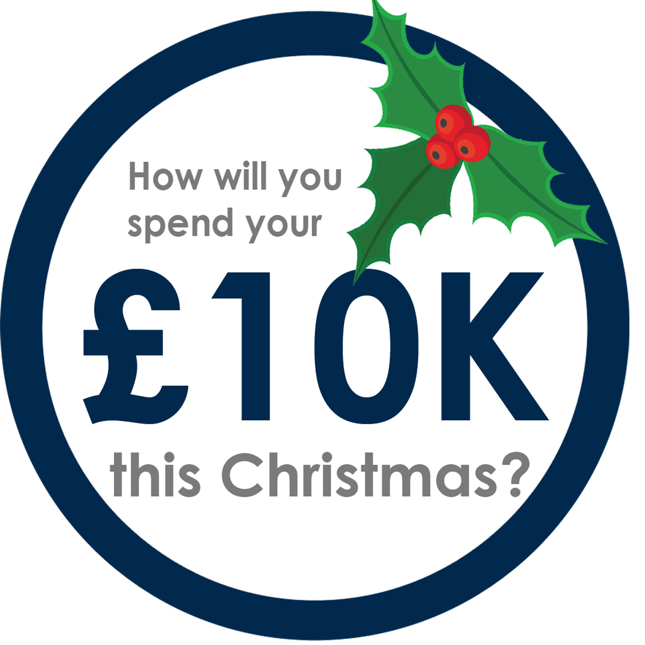 DWH £10k Christmas promotion