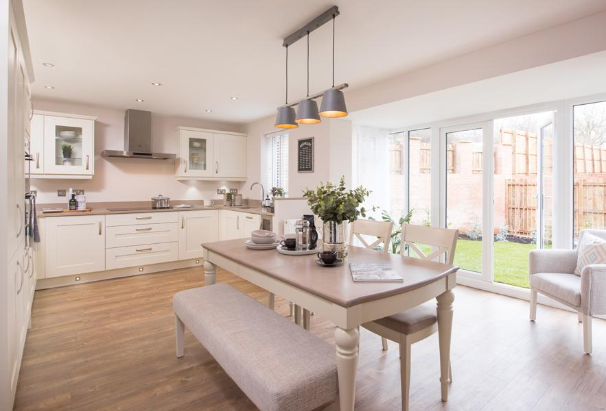 Five Acres: New homes in BARNARD CASTLE, DURHAM | David Wilson Homes