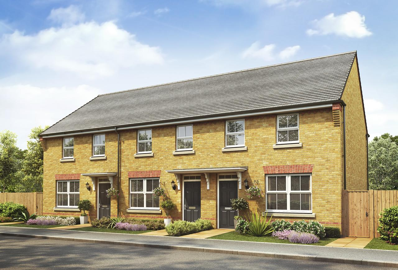 CGI External of the Archford