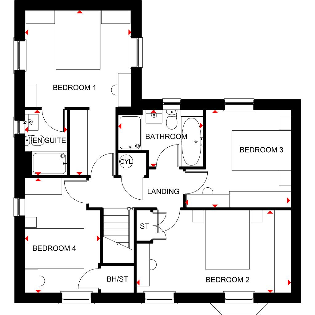 The Avondale David Wilson Homes