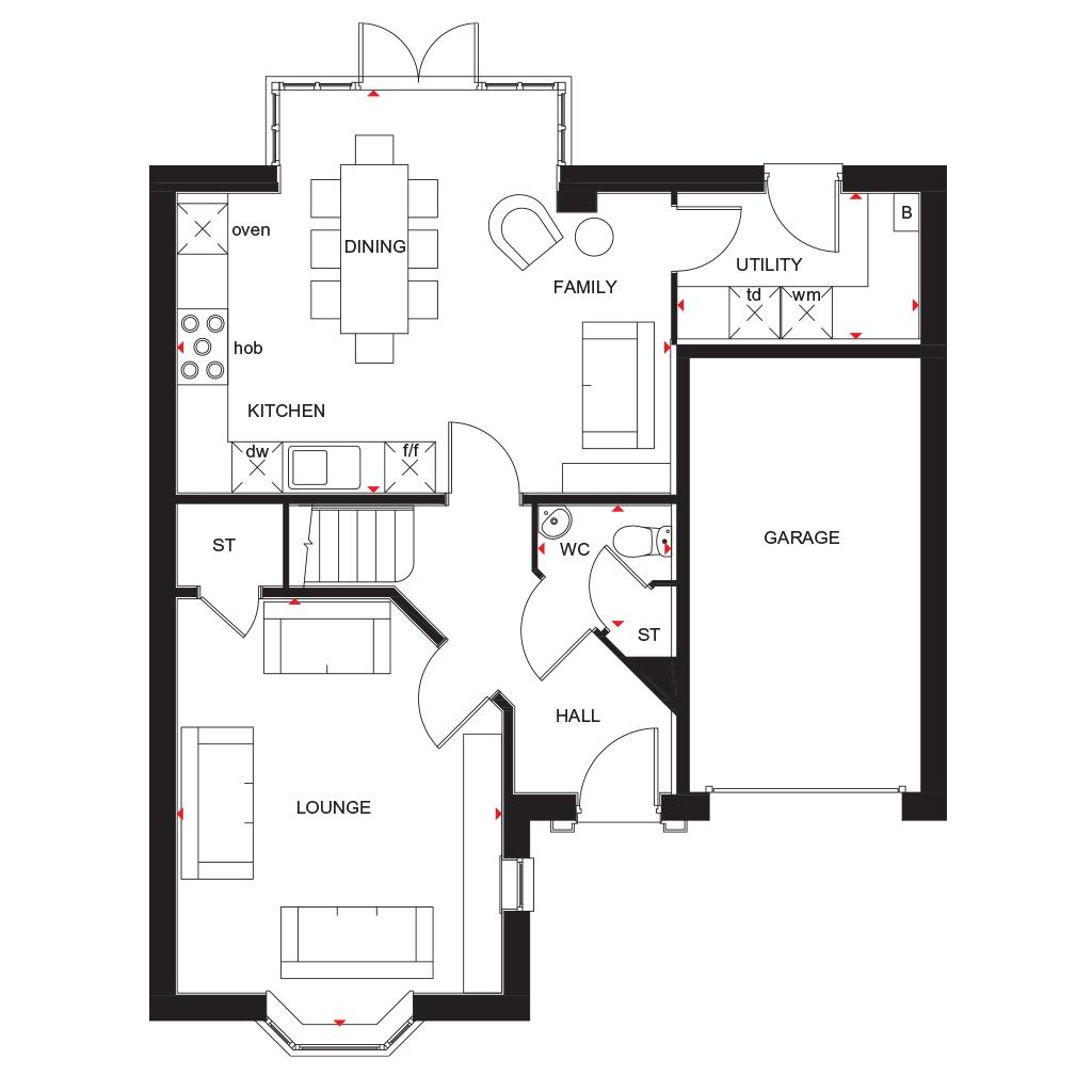 The Drummond David Wilson Homes