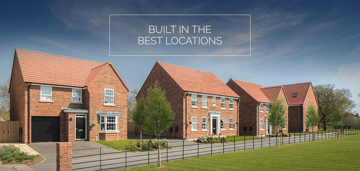 David Wilson Homes 5 Star Housebuilders