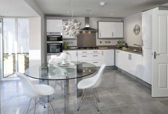 David Wilson Homes Kitchen Options