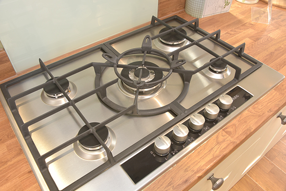 Stainless steel hobs