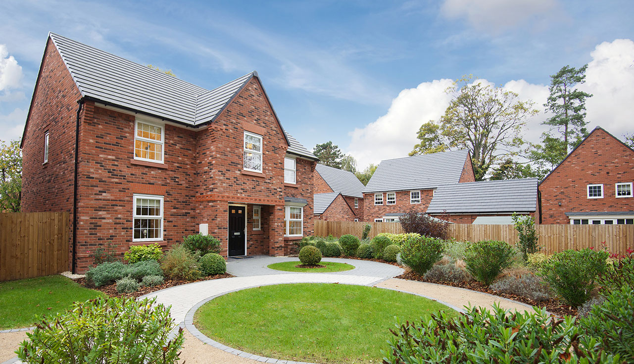 New homes new build houses developments david wilson for New house builders