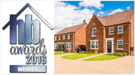 Housebuilder of the Year 2016