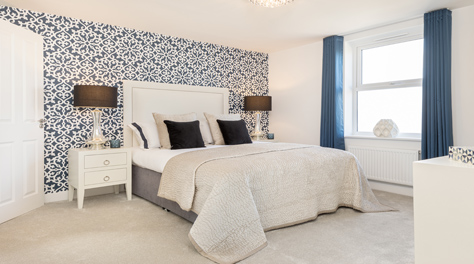 Plot 70, Knights Rise, Temple Cloud, David Wilson Homes South West